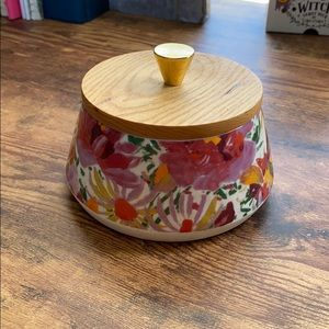 Opal house canister